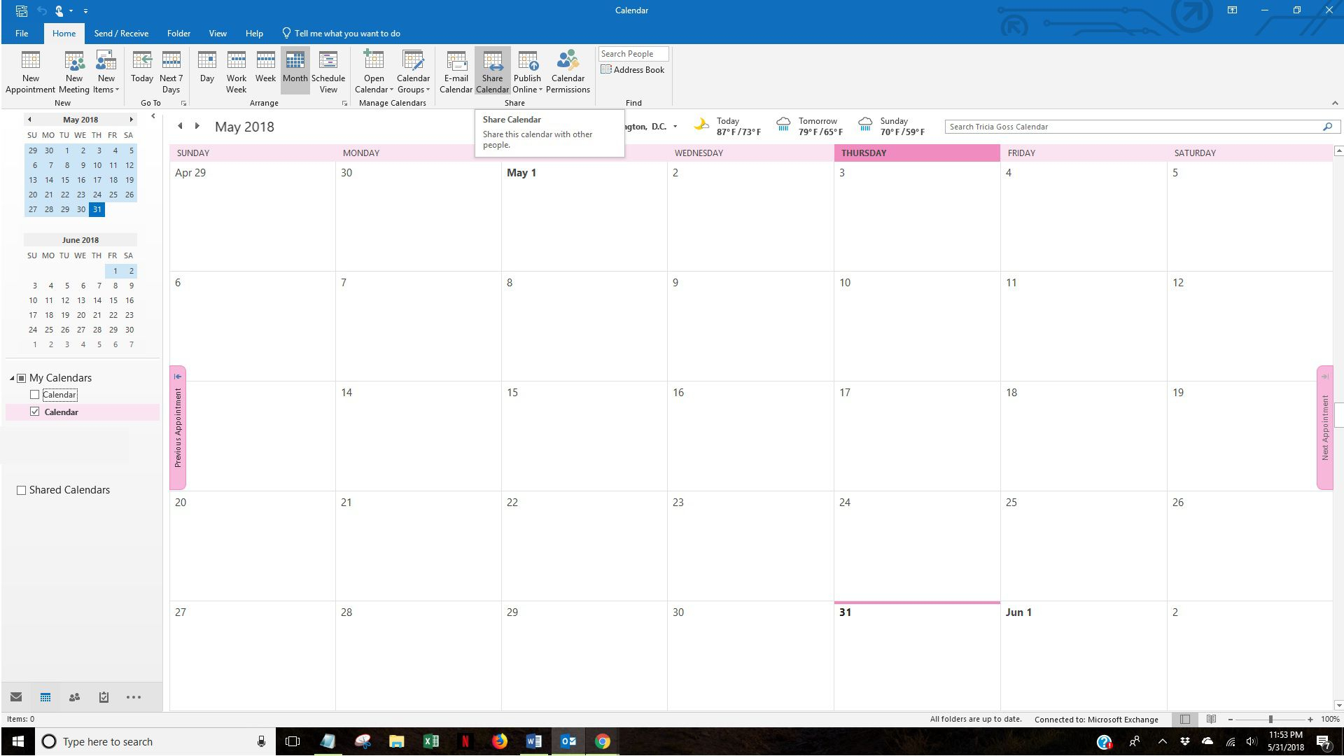 How To Share Your Outlook Calendar Throughout Create Shared Calendar In Outlook 2021