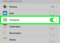 How To Sync Iphone Contacts To Icloud: 4 Steps (With Pictures) within Export Icloud Calendar To Outlook