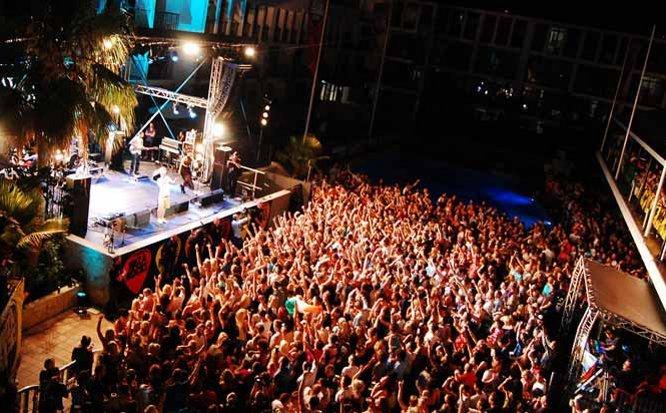 Ibiza Rocks Hotel Club - Ibiza Disco Ticket Pertaining To San Antonio Live Music Calendar