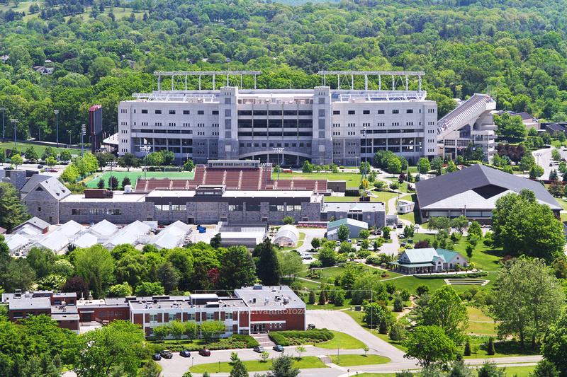 Ivan Morozov | Virginia Tech Campus Flyover (2014 05 23) Intended For Virginia Tech Event Calendar
