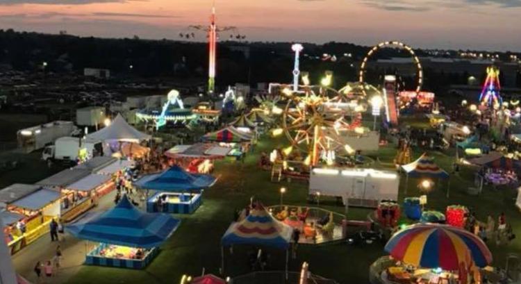 Johnson County Fair 2021 Within Carroll County Events 2021