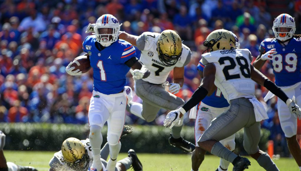 Kadarius Toney | Gatorcountry With Regard To University Of South Florida Calendar 2021