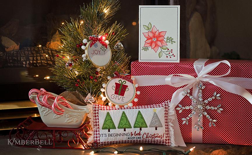 Kimberbell'S 'Tis The Season To Sparkle – Jones Sew & Vac Within Add Seasons To Google Calendar