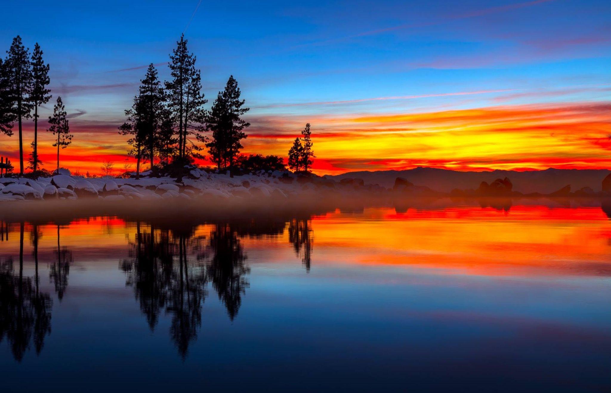 Lake Tahoe February 2017 | Sunrise Sunset, Lake Tahoe, Tahoe Pertaining To Lake Tahoe Activities Calendar Febuary