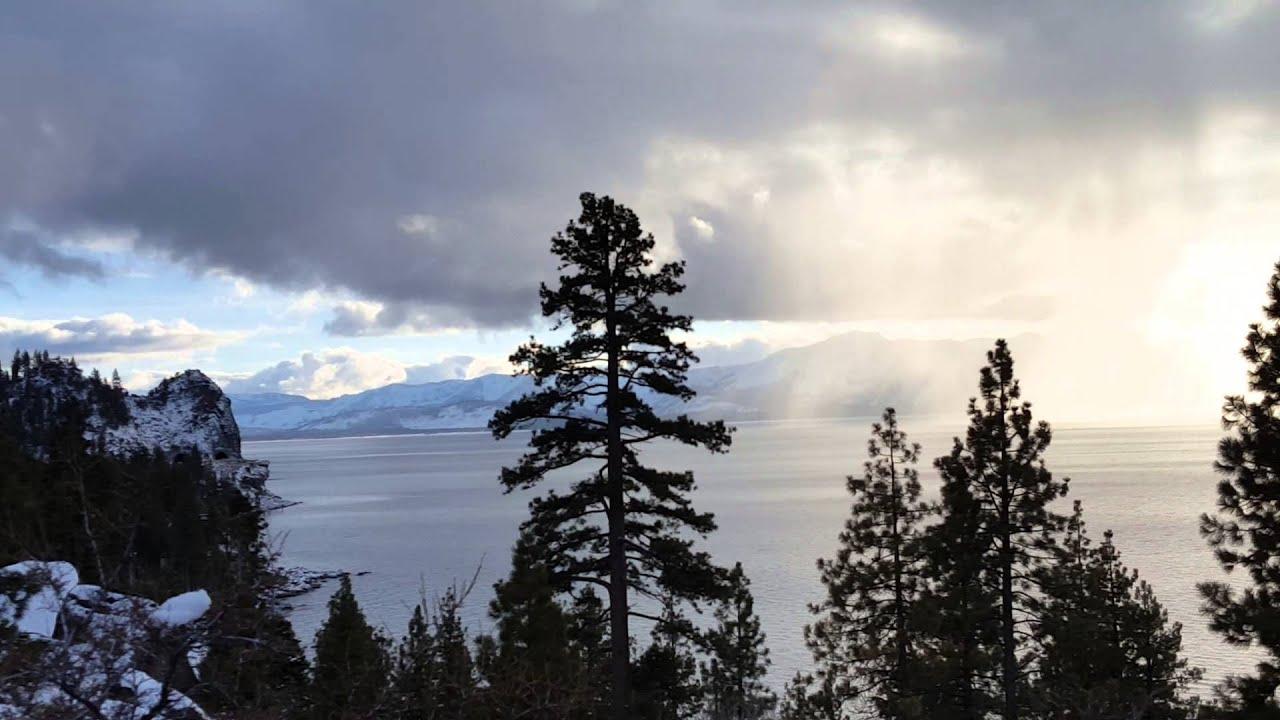 Lake Tahoe Nevada U.s.a. Feb.02.2016 - Youtube Throughout Lake Tahoe Activities Calendar Febuary