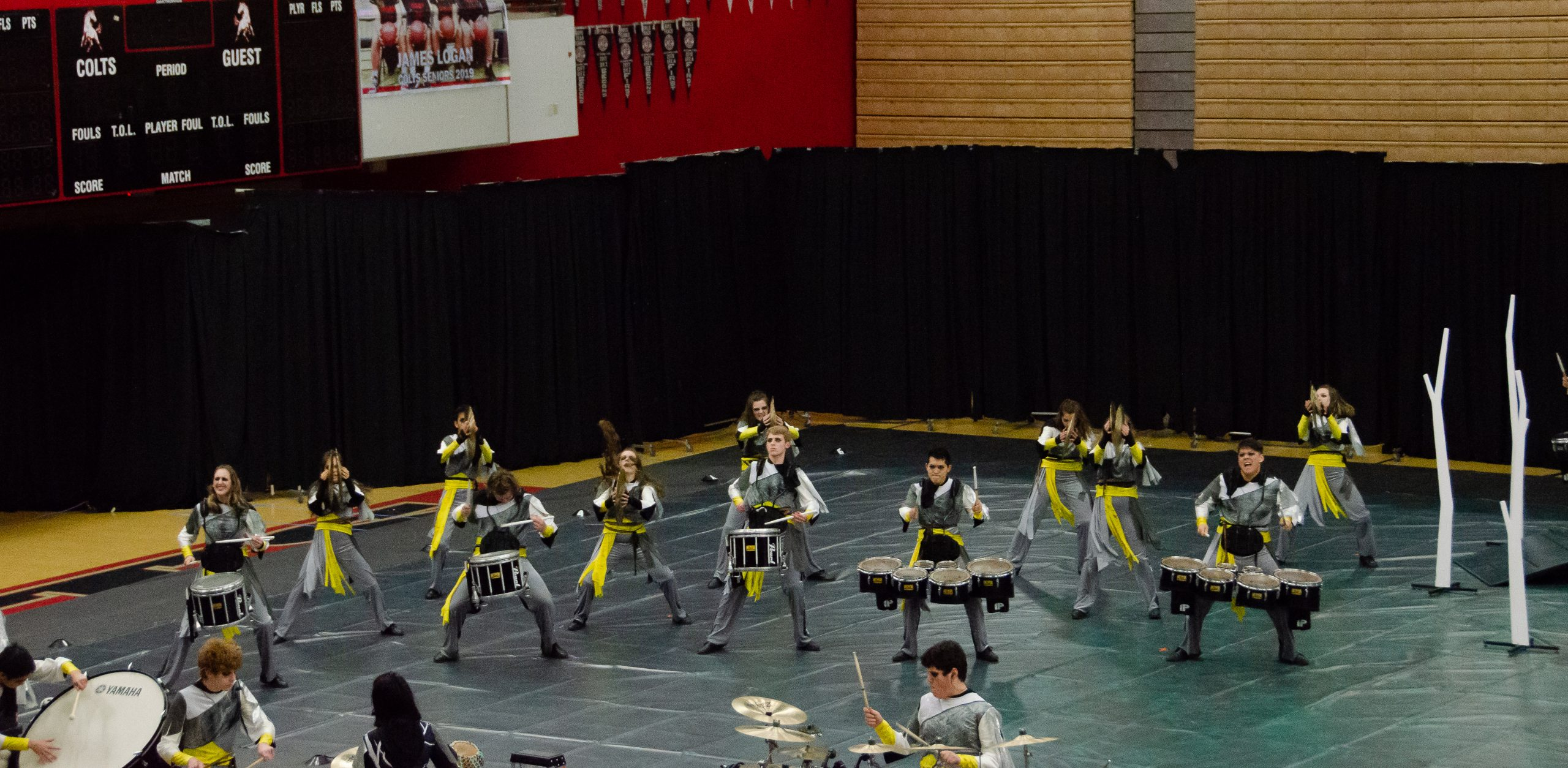 Lghs Winter Percussion – Ncpa James Logan Hs 3 9 2019 Inside James Logan High School Calendar