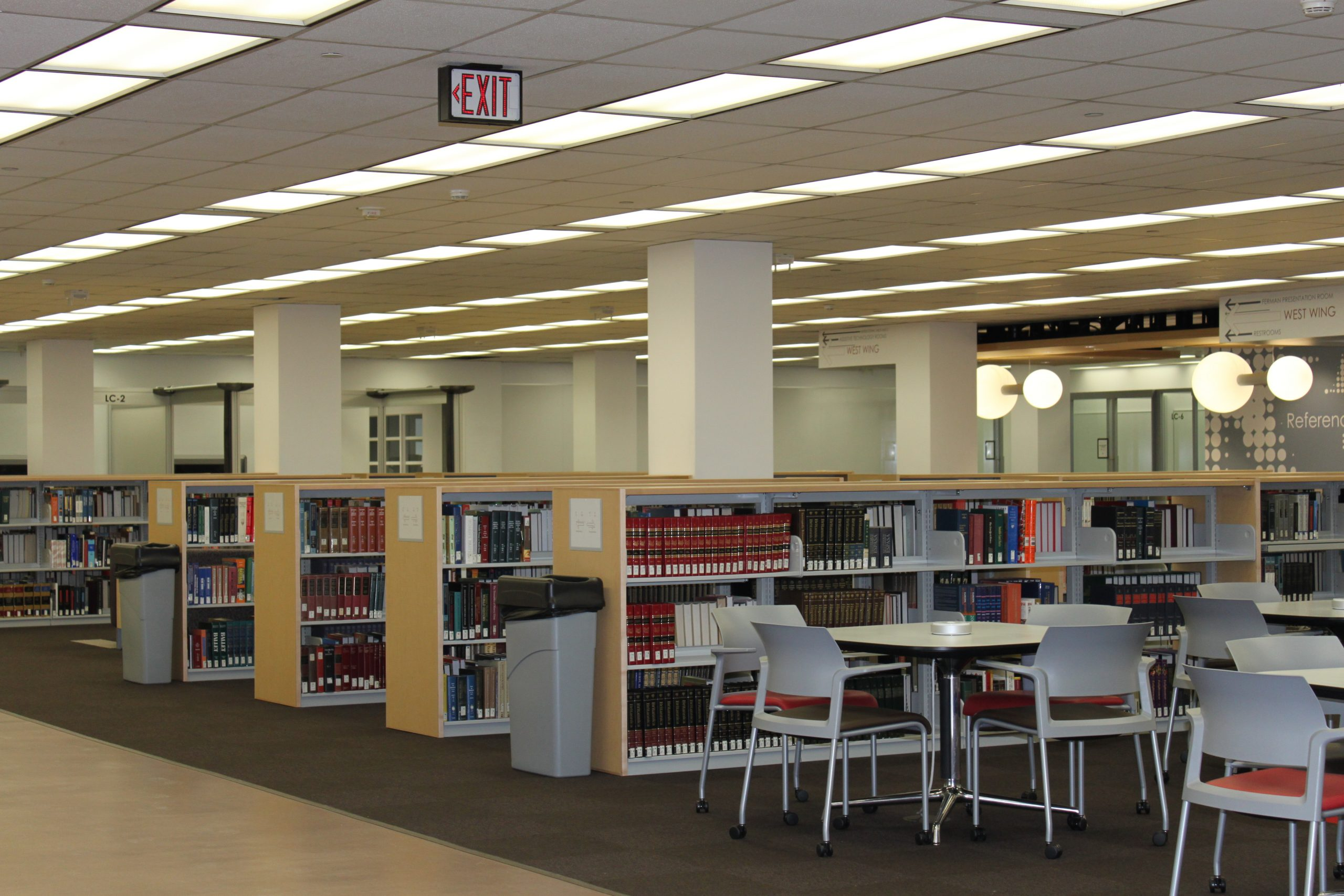 Library, Oviatt | California State University, Northridge in Cal State Northridge Academic Calendar