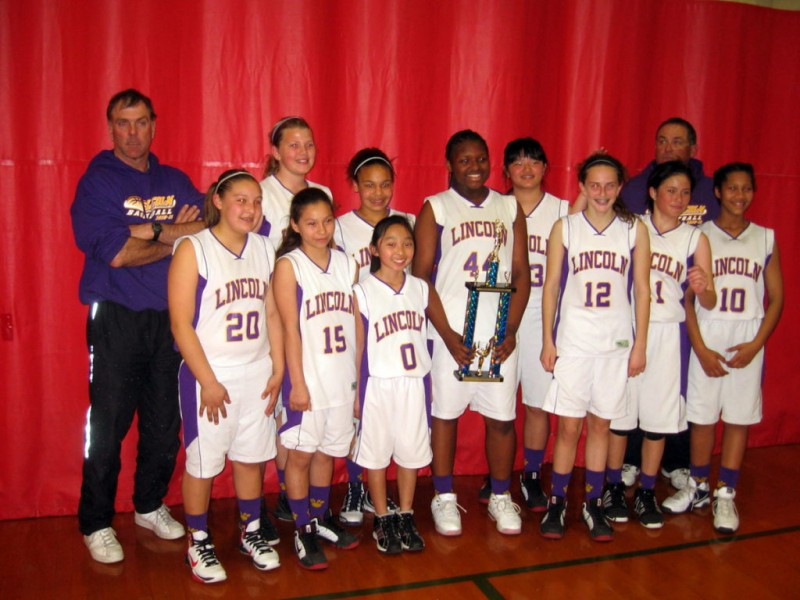 Lincoln Lions Roar Through Middle School Basketball In San Leandro High School Event Calendar