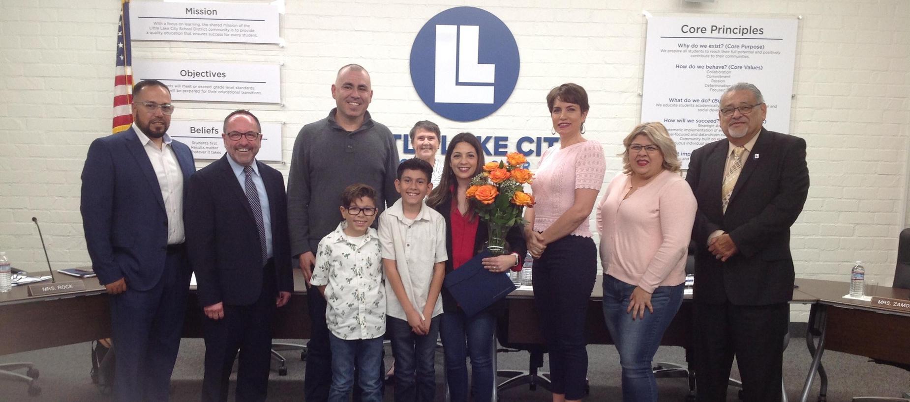 Little Lake City School District Regarding Downey Unified School District Calendar 2021