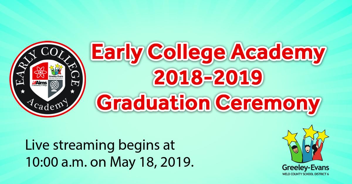 Livestream: Early College Academy 2018 2019 Graduation With Regard To Jefferson County Colorado 2020 2021 School Calendar