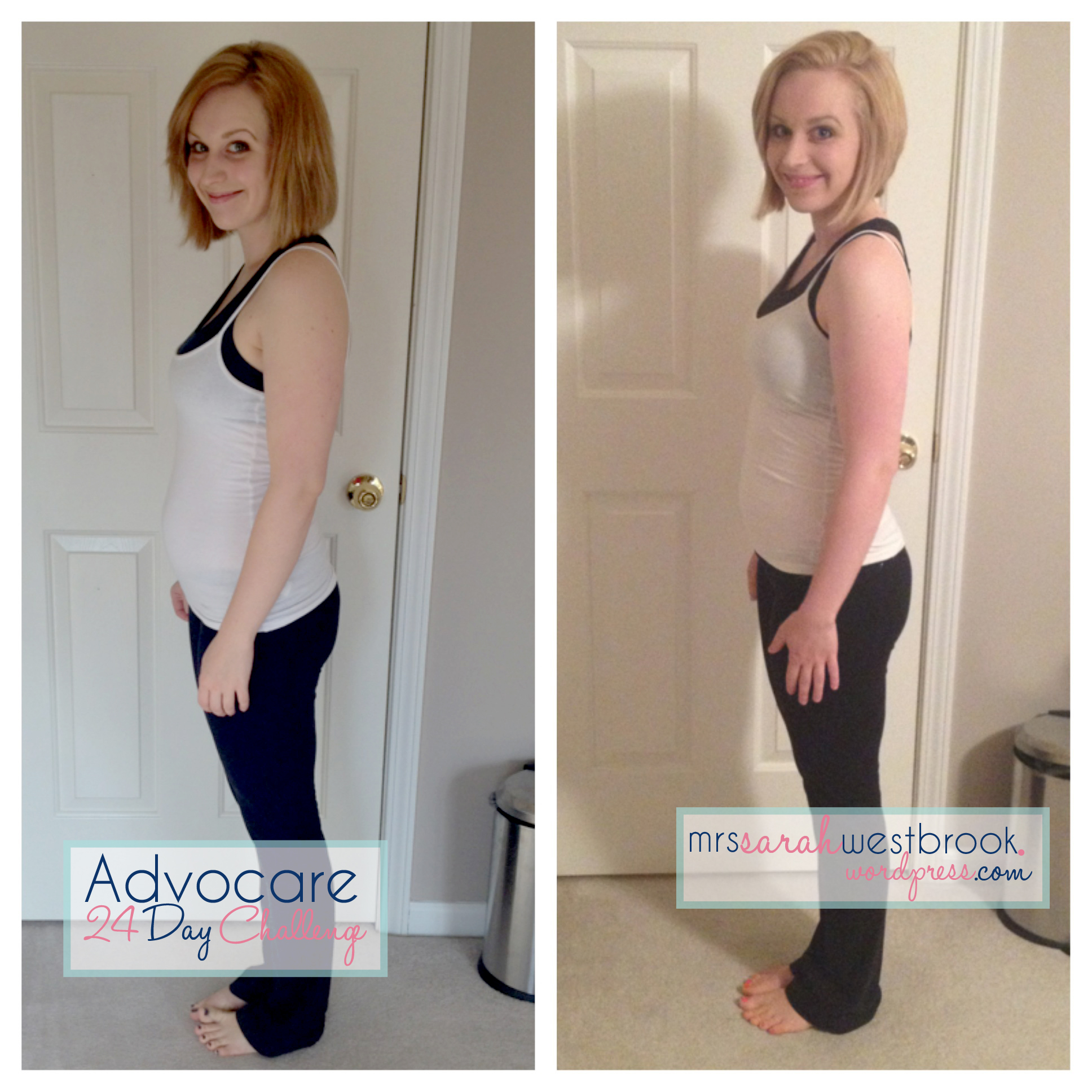 Losing The Baby Weight Part Ii | Planting Roots For Advocare 24 Day Challenge Editable