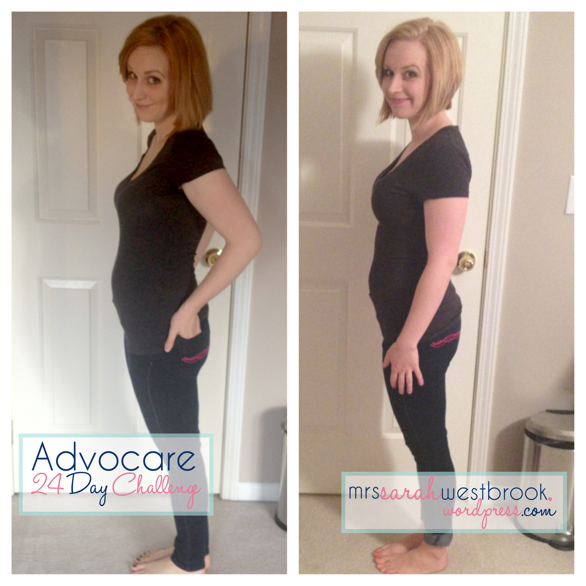 Losing The Baby Weight Part Ii | Planting Roots In Advocare 24 Day Challenge Editable