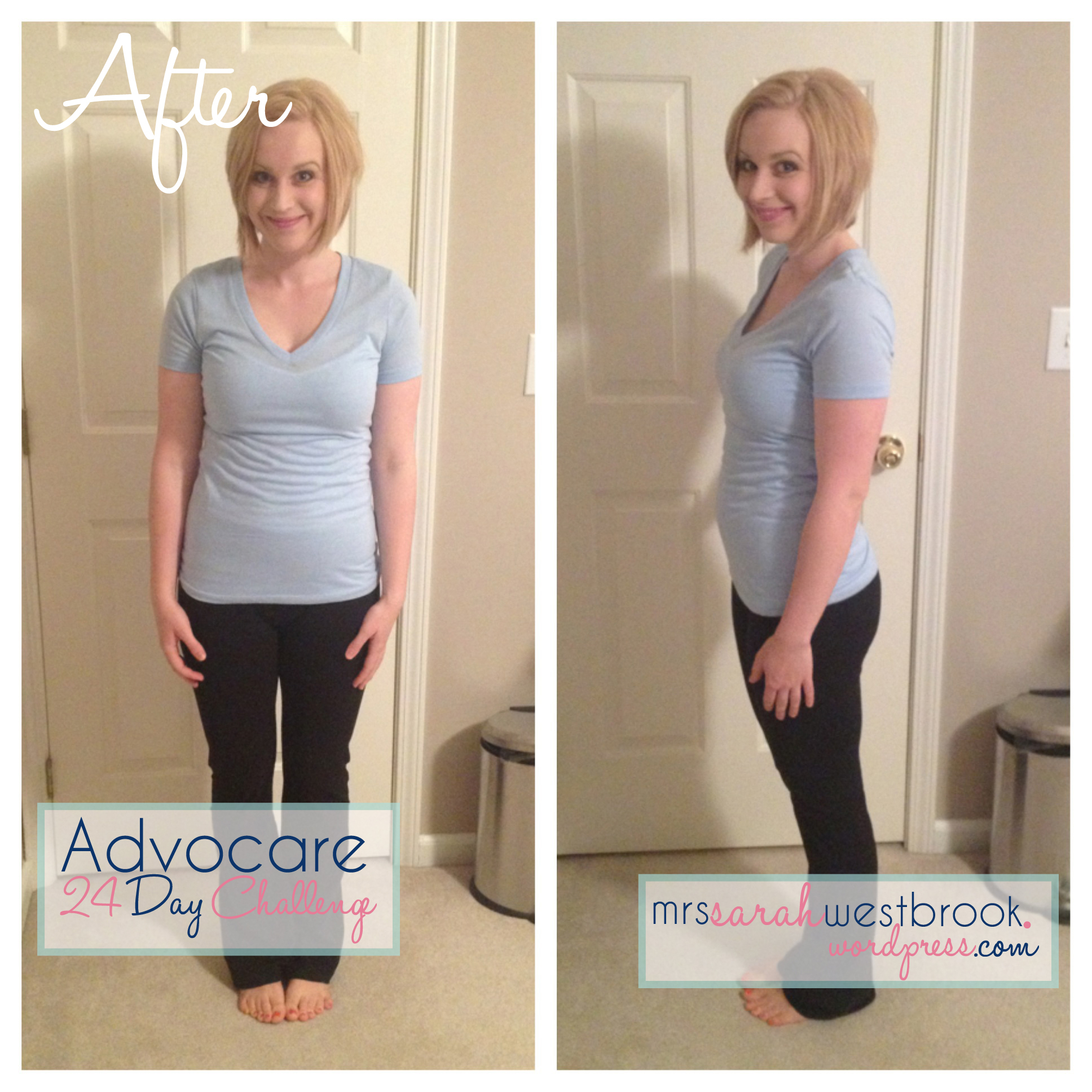 Losing The Baby Weight Part Ii | Planting Roots Intended For Advocare 24 Day Challenge Editable