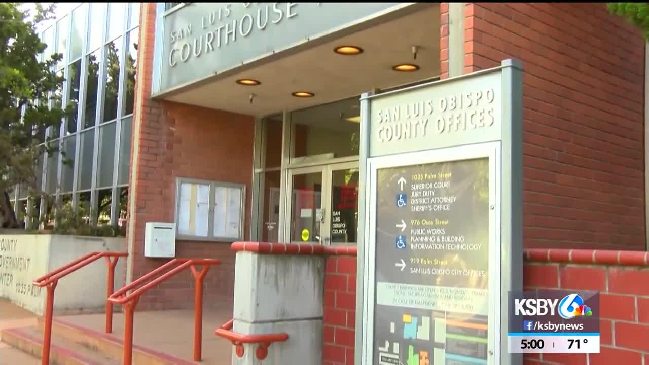 Man Sentenced In San Luis Obispo Murder For Hire Case With Regard To San Luis Obispo Courts Calendar