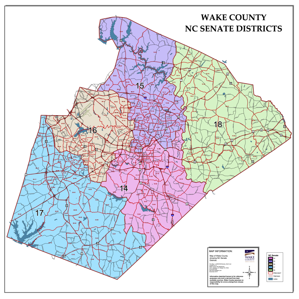 Maps 2019 — Wake County Democratic Party Intended For Calendars Of District And Superior Salisbury Nc