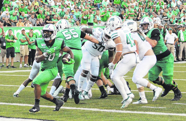 Marshall Releases 2020 Schedule – Gallipolis Daily Tribune Pertaining To East Carolina University Calendar 2020