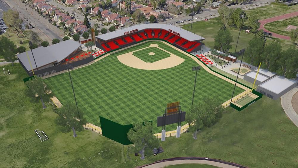 Matador Baseball Field Is Getting A Makeover | The Sundial Intended For Cal State Northridge Academic Calendar