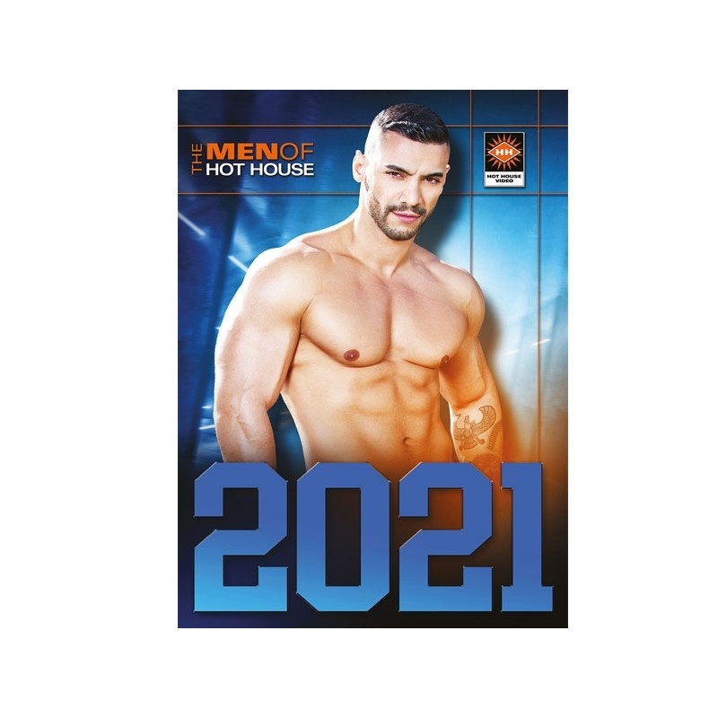 Men Of Hot House Calendar – 2021 | Bent Ltd Regarding Men On A Mission 2021 Calendar