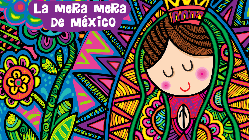 Mexico'S Patron Saint Is Also Its Hello Kitty | Ncpr News Regarding Mexican Calendars With Day Suggested Names