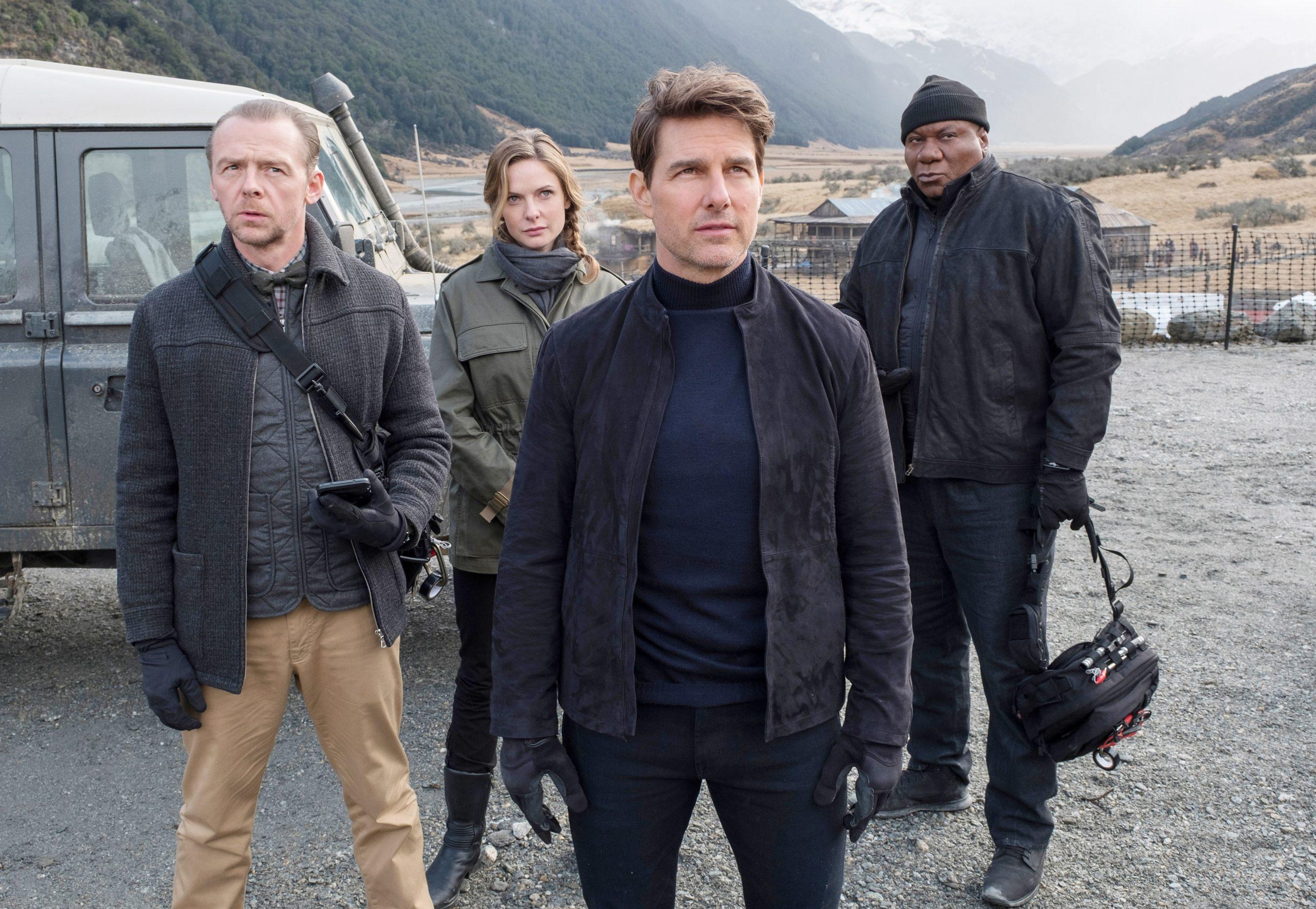 'Mission: Impossible' Sets Sequels For Summer 2021, 2022 Intended For Men On A Mission 2021 Calendar