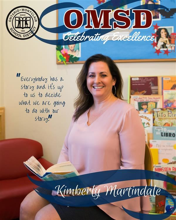 Models Of Excellence / Kimberly Martindale For Ontario Montclair School Calendar