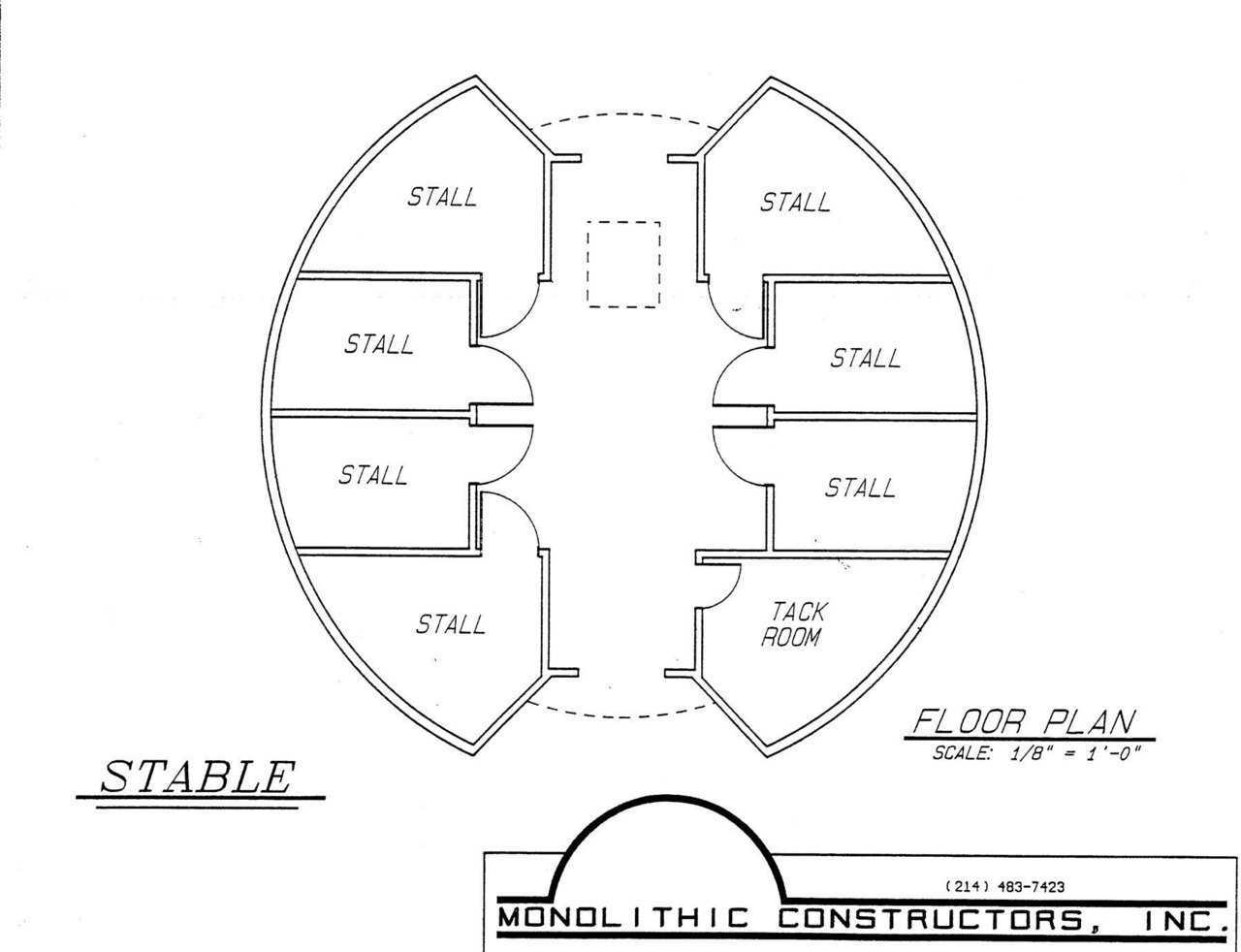 Monolithic Dome Indoor Rodeo Arenas And Horse Barns With Regard To Sample Year Round School Calendar
