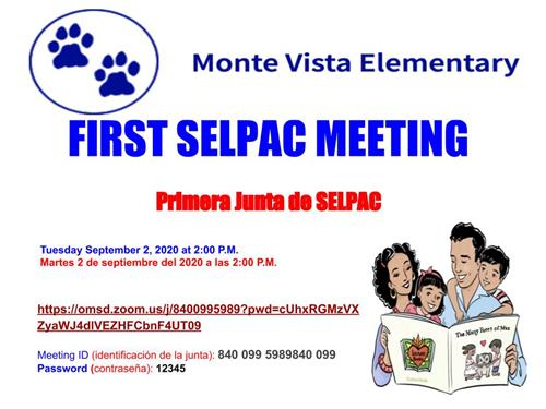 Monte Vista Elementary / Homepage For Ontario Montclair School Calendar