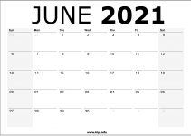 Month Of June 2021 Calendar | Printable March throughout Printable Sunrise Sunset Calendar 2021