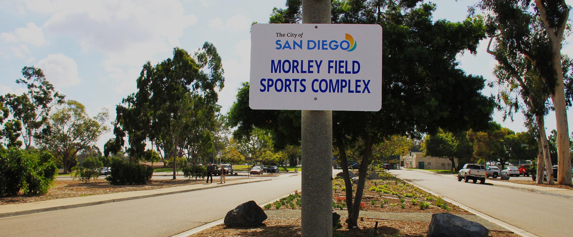Morley Field Sports Complex | Balboa Park Inside Court Calendar San Diego