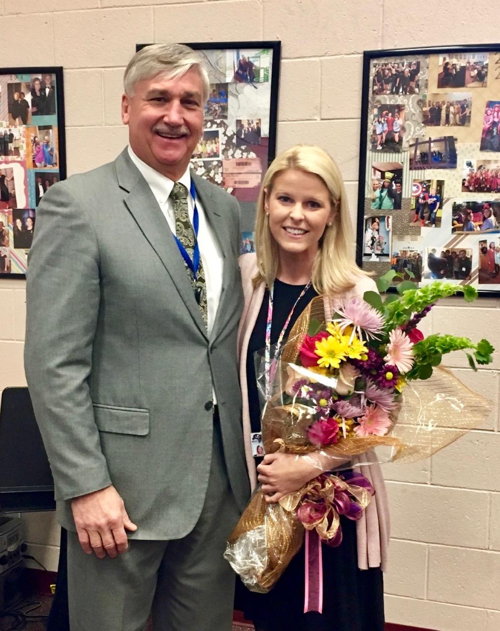 Navarre Teacher Announced Teacher Of The Year For Src Inside Santa Rosa Co Fl School Calander 2021 2020