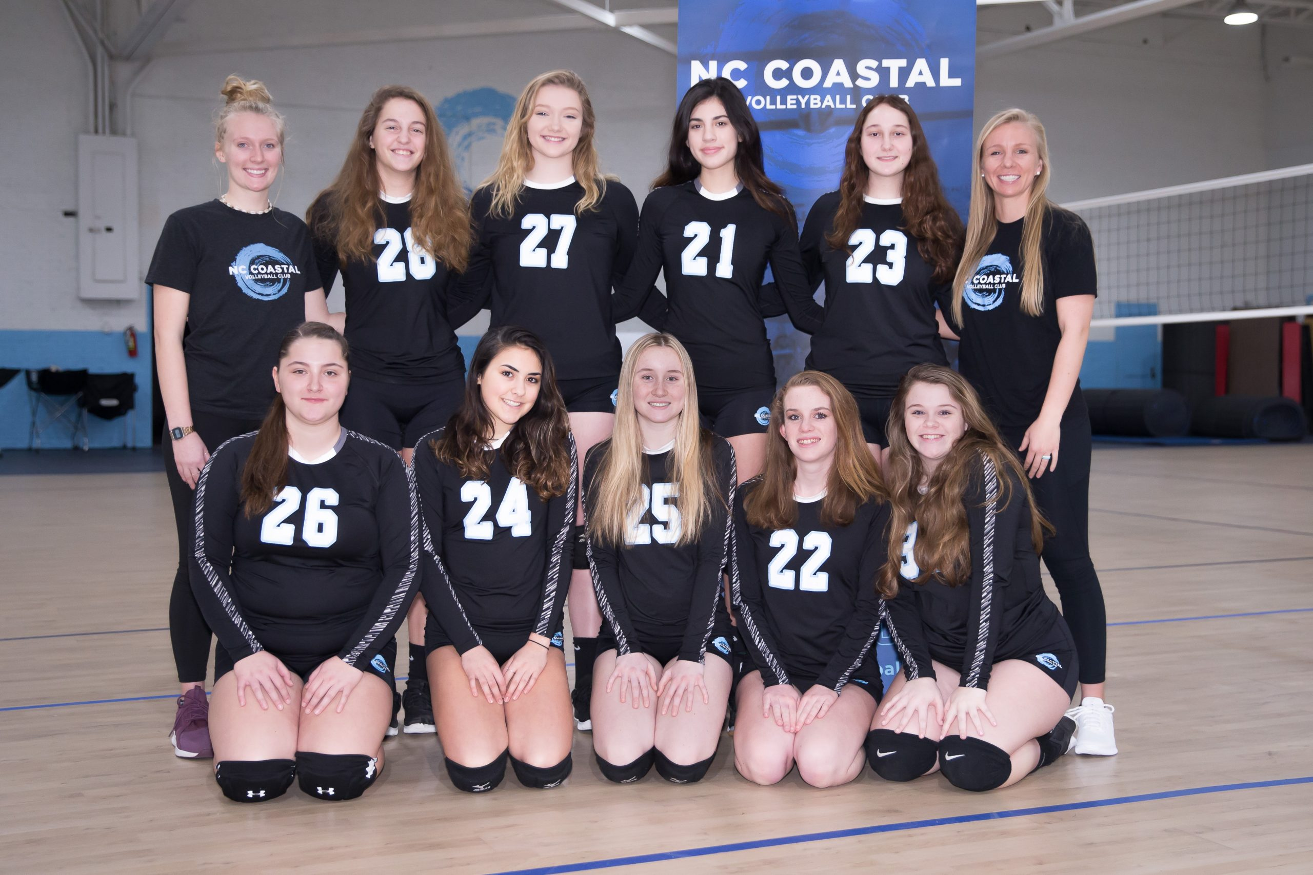 Nc Coastal 16 White   Nc Coastal Volleyball Club Throughout South Brunswick High School Calendar 2021