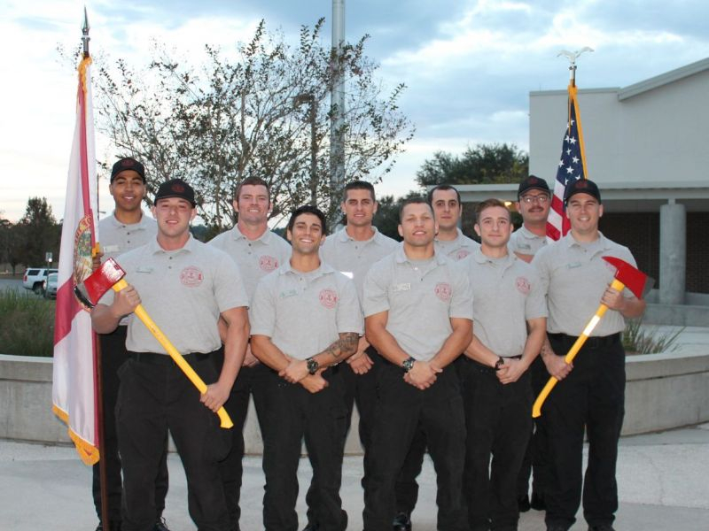 New Phsc Fire Academy Honors Inaugural Graduates In Dade With Bay City Public Schools Calendar