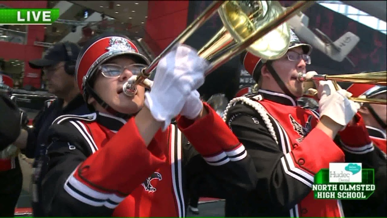 North Olmsted High School Marching Band - Youtube With North Olmsted High School Acamedic Calander