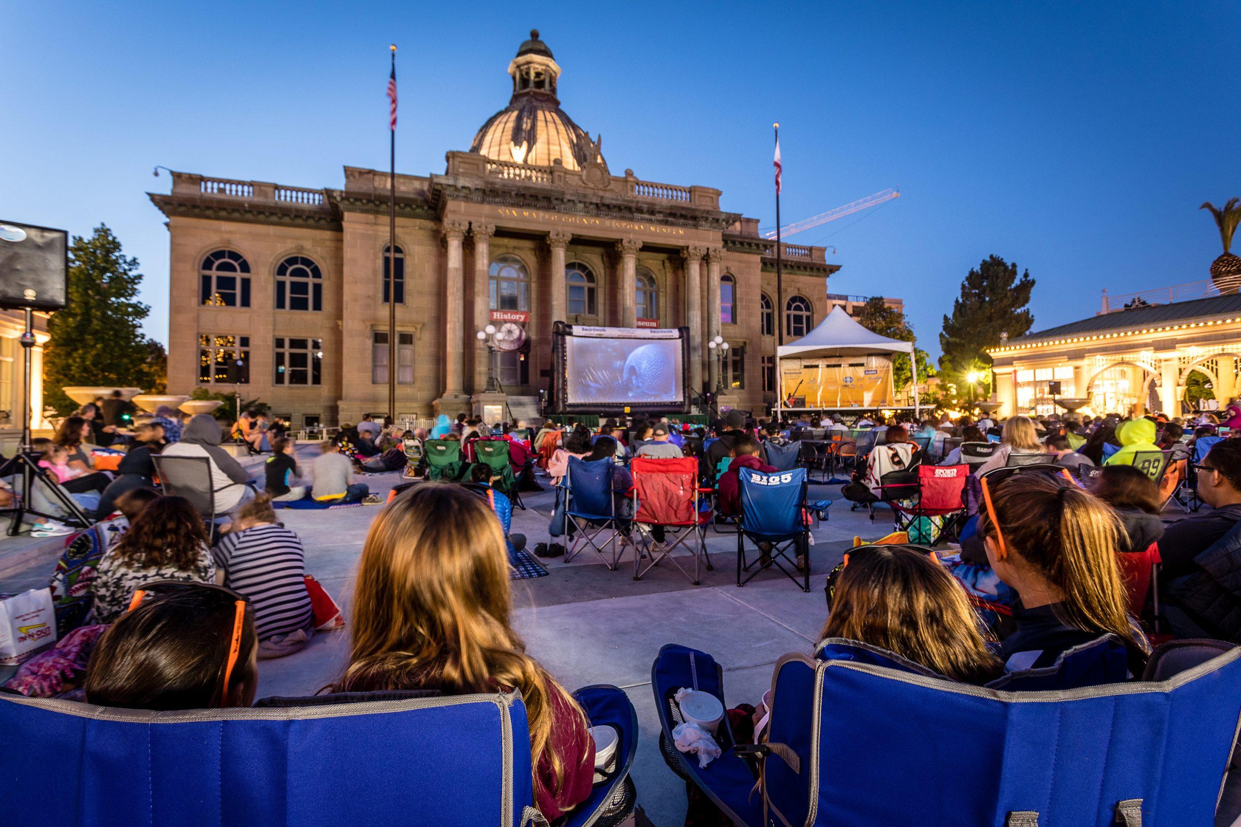 Outdoor Movies In The Sf Bay Area Within Bay City Public School Calendar