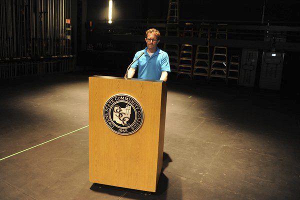 Owens Theater Professor Leads Chautauqua Training At Inside Owens Community College Calendar