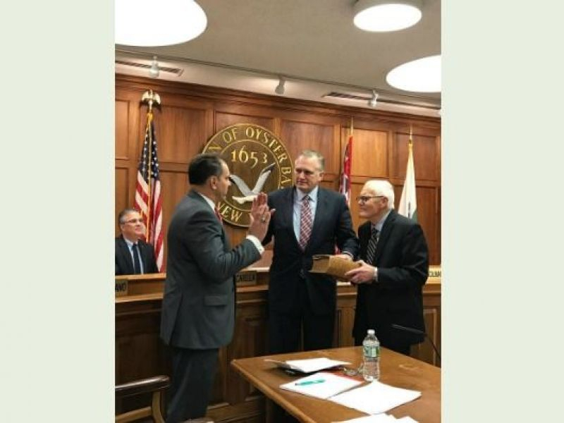 Oyster Bay Town Supervisor Appoints New Leaders   Syosset Regarding Town Of Oyster Bay Town Calender