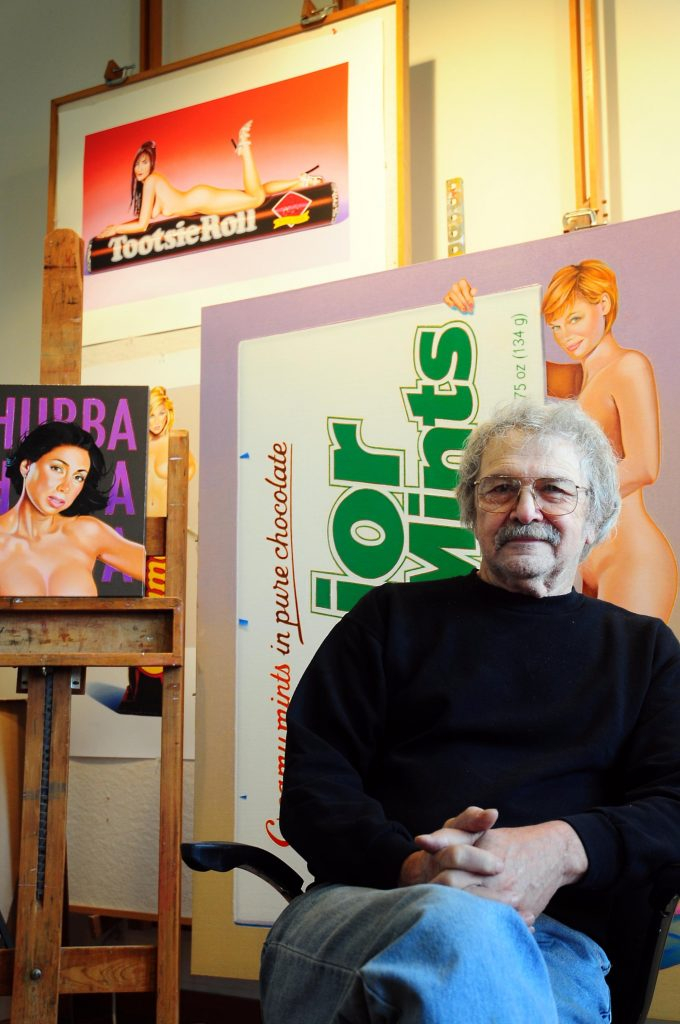 Pop Artist Mel Ramos Dies At 83 | Datebook Regarding Oakland School For The Arts Calendar