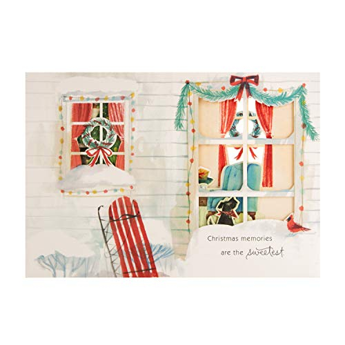 Pop Up 3D Christmas Card From Hallmark – Paper Wonder In Extra Magic Hours Calendar 2021
