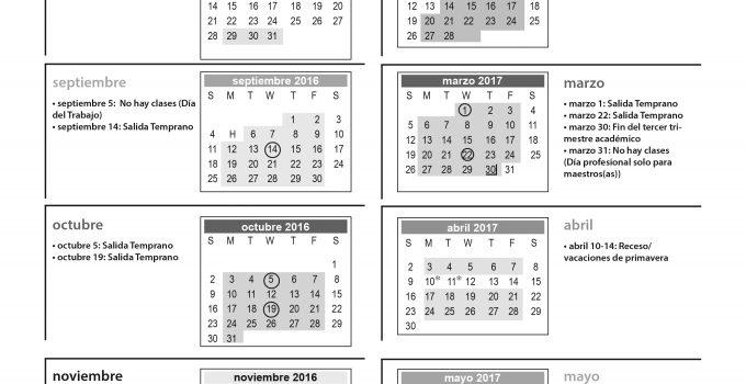 Printable Calendar 2020 2021 For Clackamas County Court Calendar