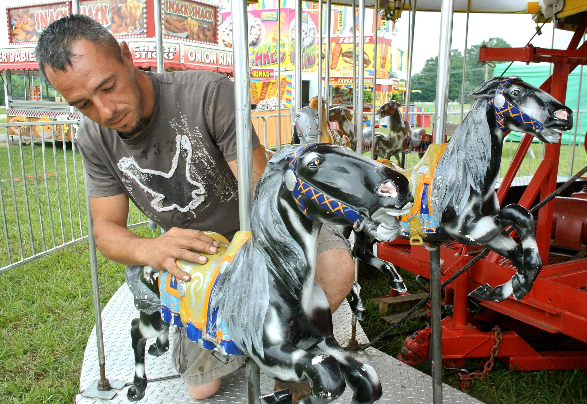 Putnam County Fair Spring Carnival Starts Tonight | Herald With Regard To Putnam Co Schools Cookeville Tn Calendar