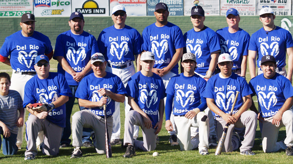 Rams Reunite At Roosevelt Park | Sports | Delrionewsherald For Del Rio Highschool