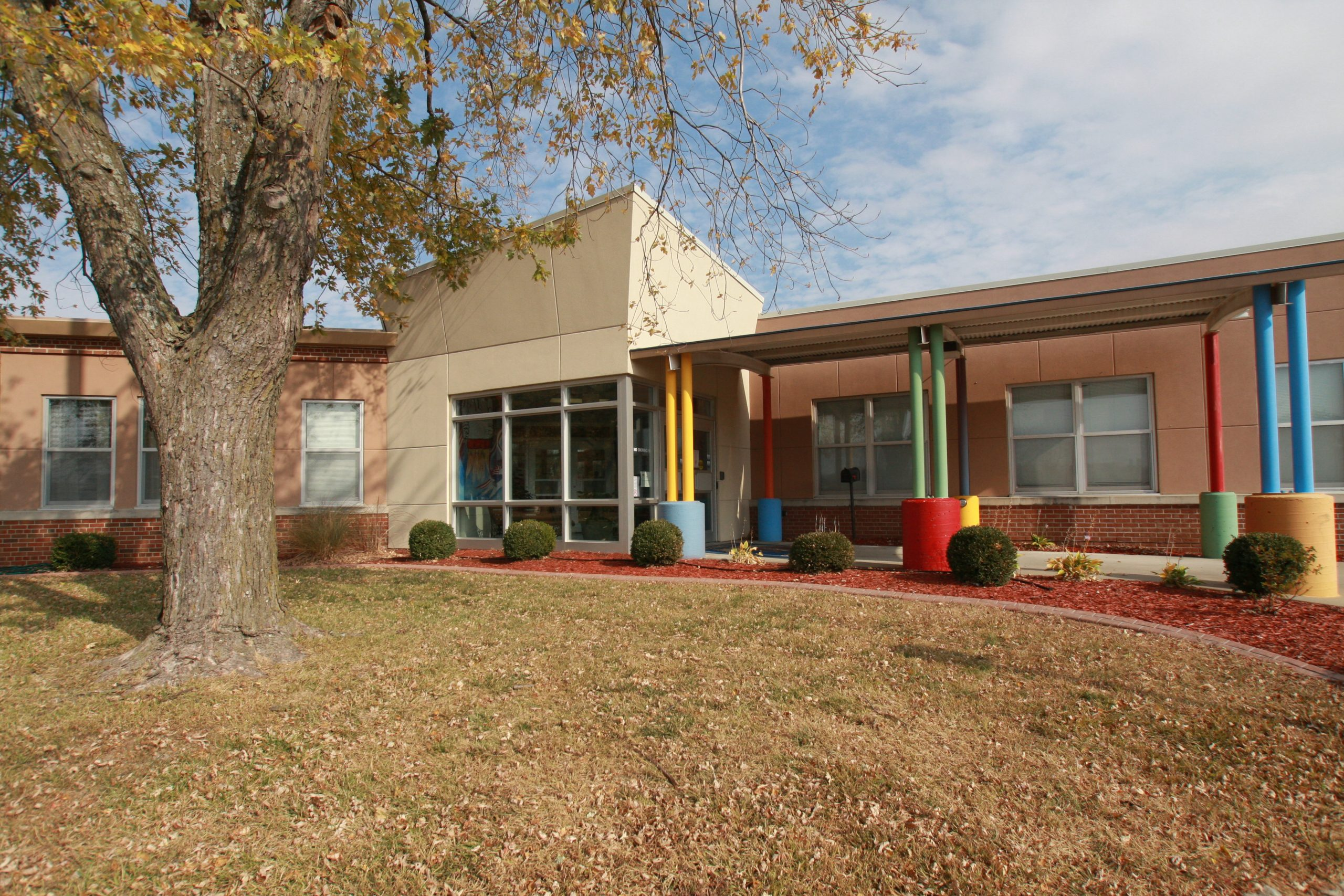 Randall Elementary School Intended For School Break For Independence. Missouri Schools