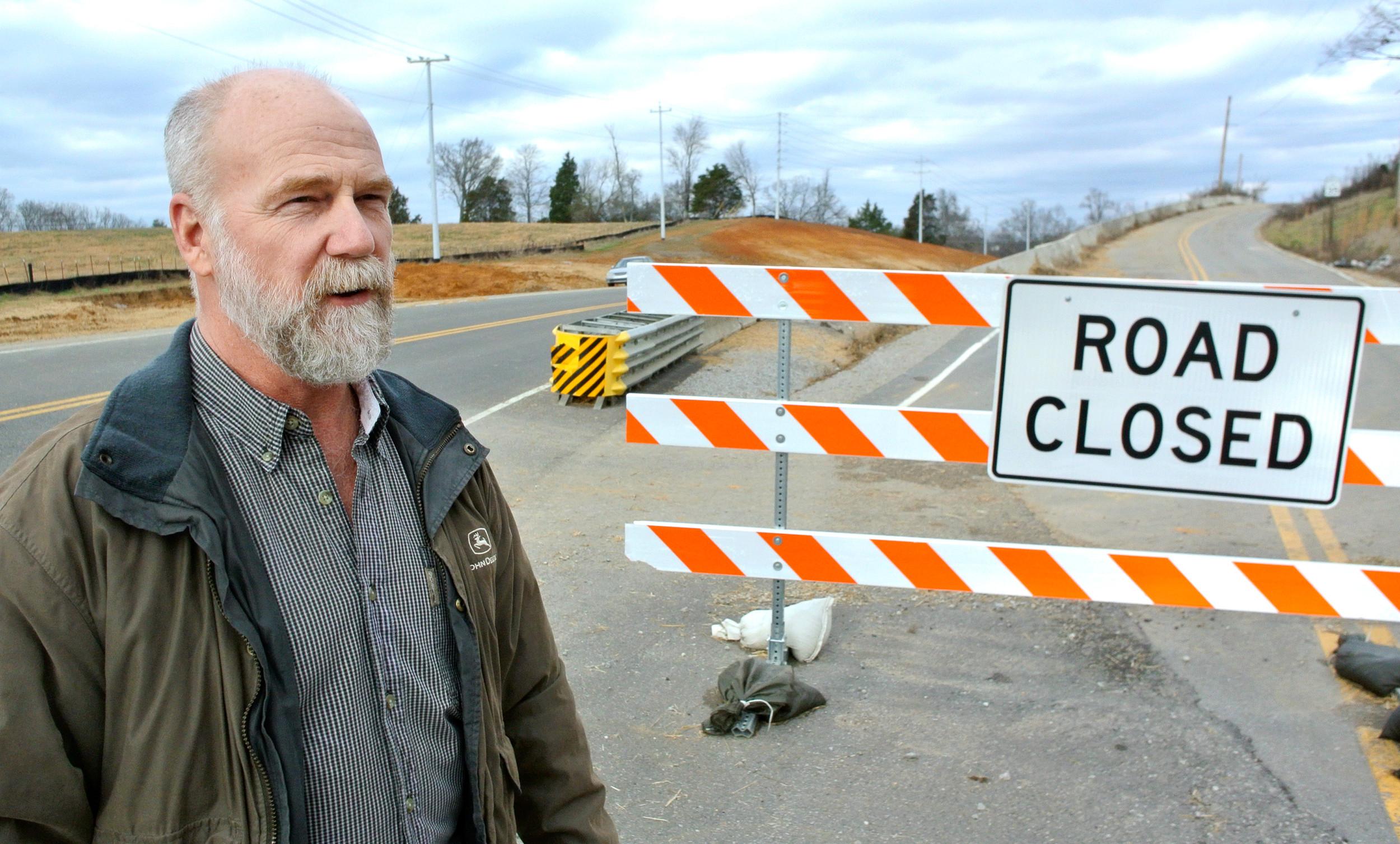 Rolling Roadblocks For I 40 Bridge Removal | Herald Citizen In Putnam Co Schools Cookeville Tn Calendar