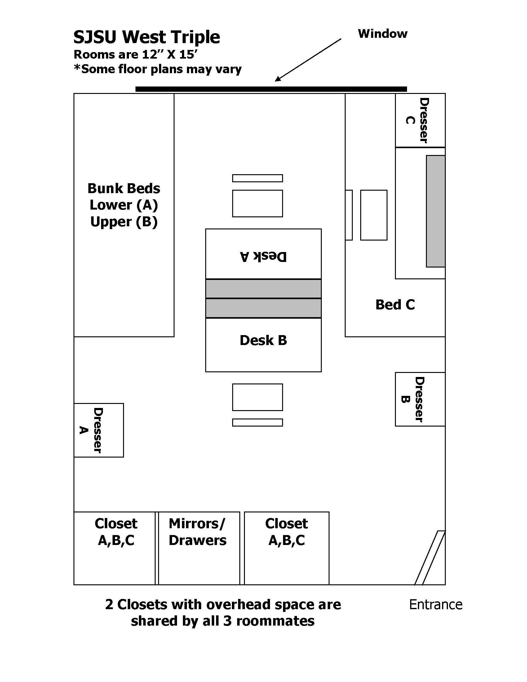 Room Swap Process | University Housing Services | San Jose Inside San Jose State Academic Calendar
