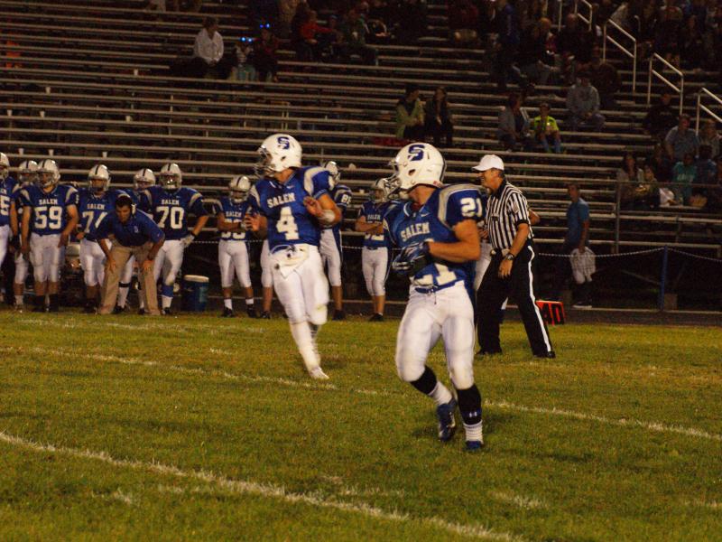 Salem High School Football Loses It'S Season Opener Within Salem Nh School Schedule