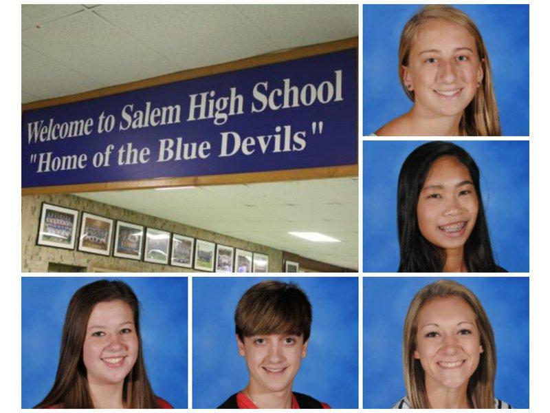 Salem High School Students Honored | Salem, Nh Patch Throughout Salem Nh Schools Calendar