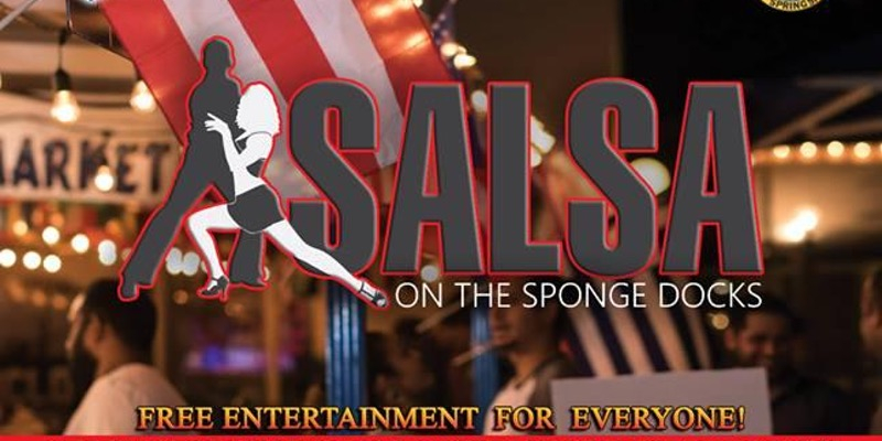 Salsa On The Sponge Docks – Salsa Classes In Tampa ; Salsanet For Salsa By The Bay Calender