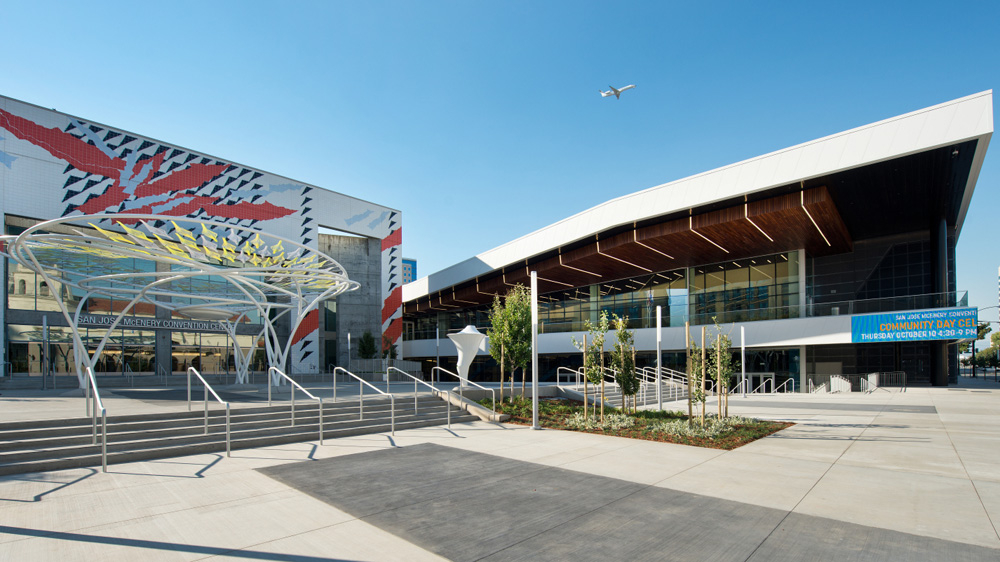 San Jose Mcenery Convention Center Expansion - Populous Throughout San Jose Convention And Event Calander