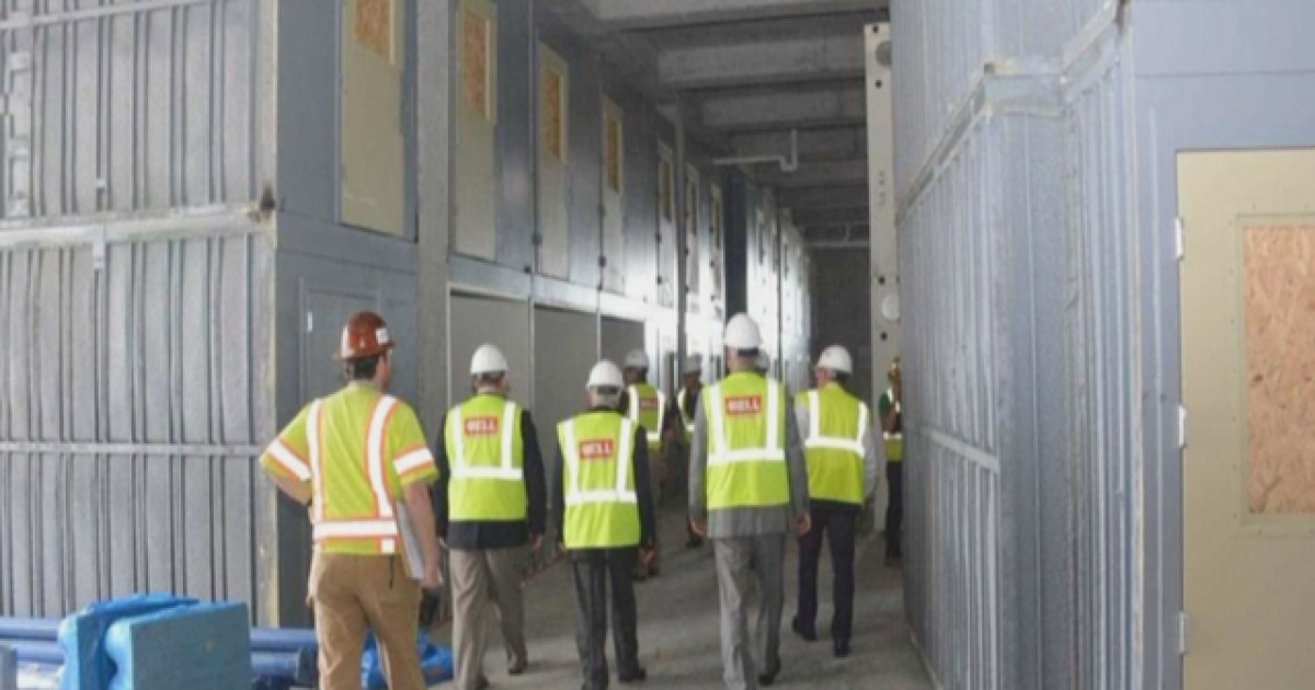 Secrets From Inside The New Davidson County Jail Project Pertaining To Davidson Count Schools Calendar Nashville