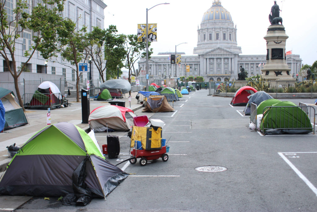 Sf's First Sanctioned Camping Site For The Homeless Gives With Regard To Calender Of City College Of San Francisco